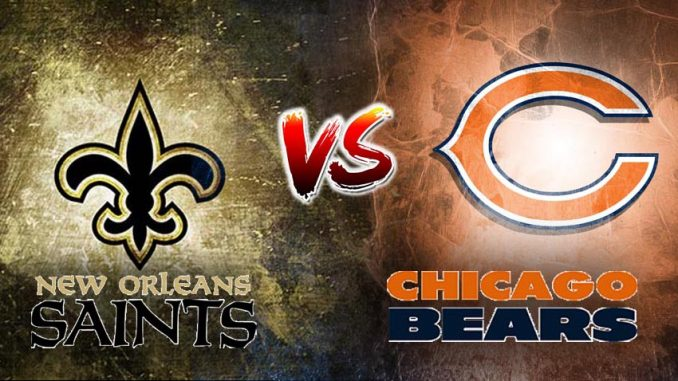 nflt-new orleans saints vs chicago bears
