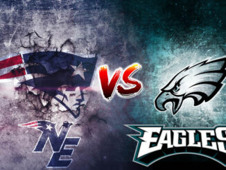 new england patriots vs philadelphia eagles